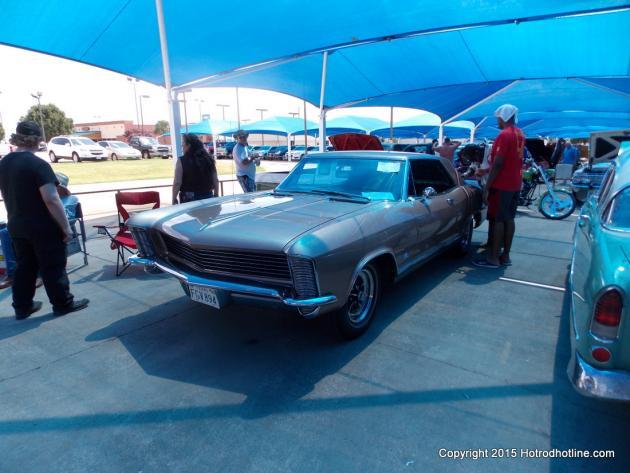 Lynn Smith Burleson Car Show
