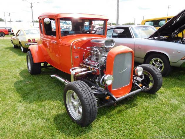 Elkhorn Wi Car Show