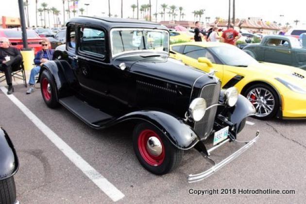 Hot Rod Hotline Car Shows >> Mcdonalds Car Show Hotrod Hotline