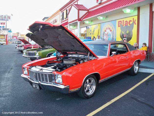 Car Show Myrtle Beach April