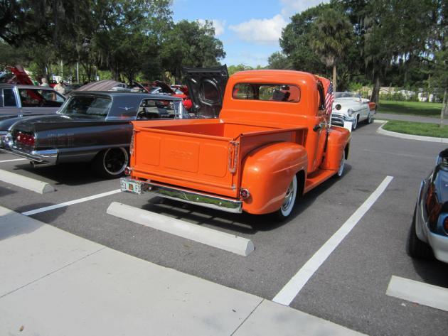 Veterans Park Car Show Tampa