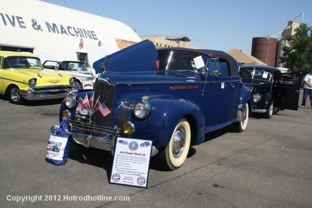 Meridian Automotive Car Show