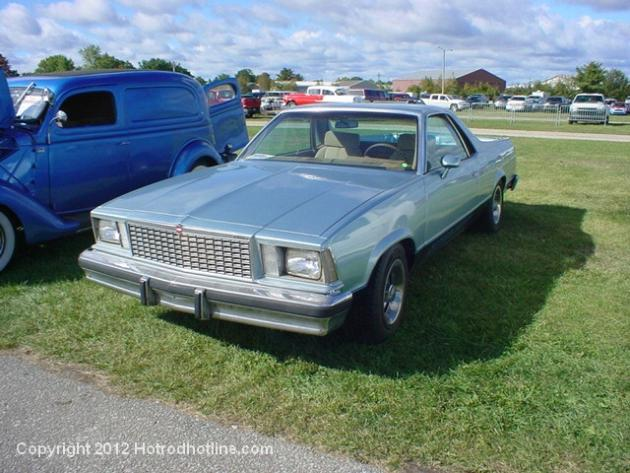 Midland Antique Car Show