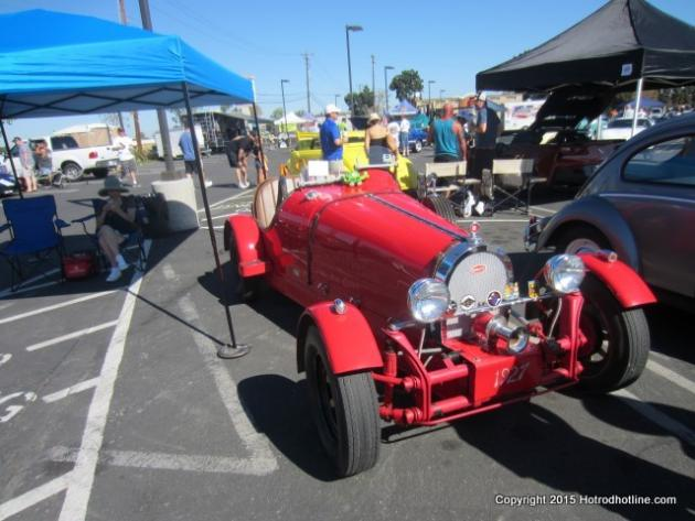 NAPA Auto Parts Show   Hotrod Hotline