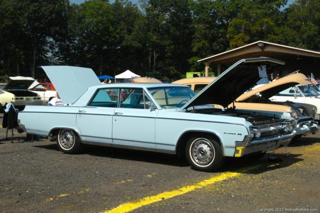 New England Oldsmobile Club St Annual AllOldsmobile Car Show - New england car show
