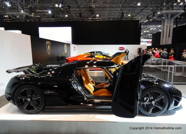 new york international auto show hotrod hotline. Black Bedroom Furniture Sets. Home Design Ideas