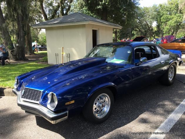 North Jacksonville Baptist Church Car Show