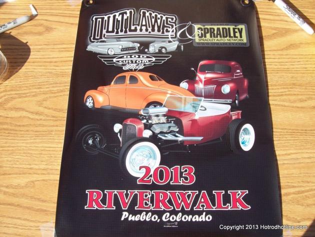 Outlaws Riverwalk Car Show Pueblo Colorado May - Pueblo car show