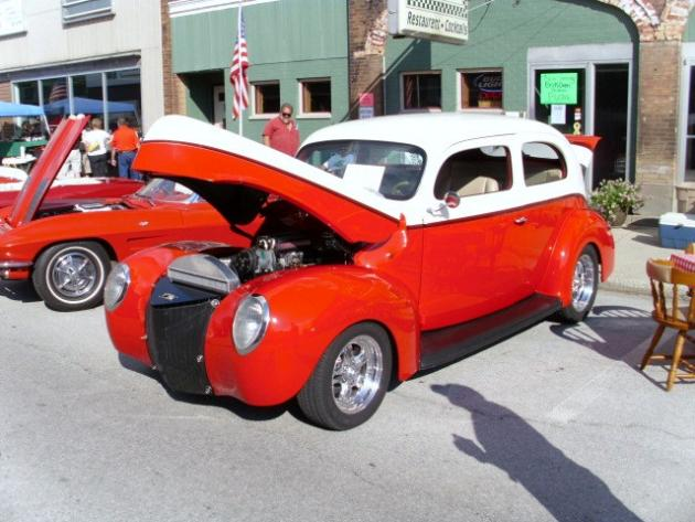 Pemberville Ohio Car Show