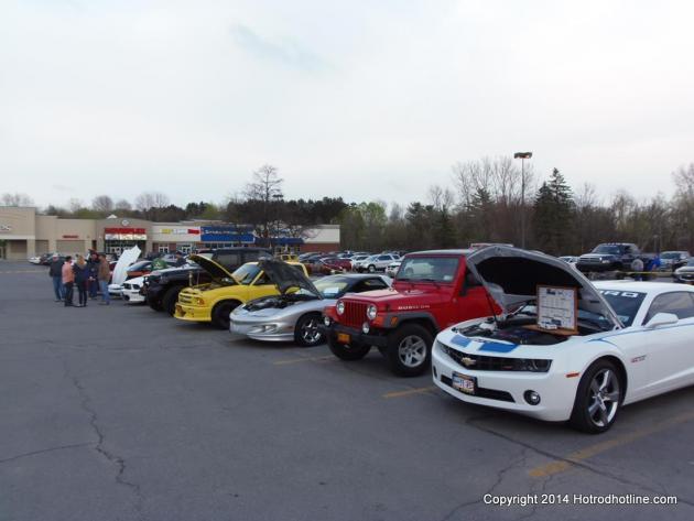 Johnstown Pizza Hut Car Show
