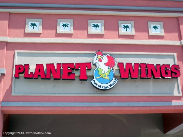 Planet Wings Myrtle Beach