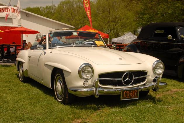 Rhinebeck Car Show