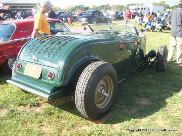 Rodders Journal Revival Car Show   Hotrod Hotline