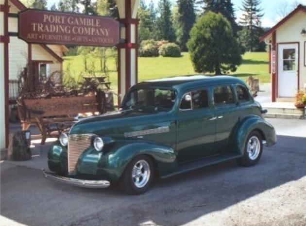 '39 Chevy Sedan - Andrew Lindsay; Suquamish, WA | Hotrod ...