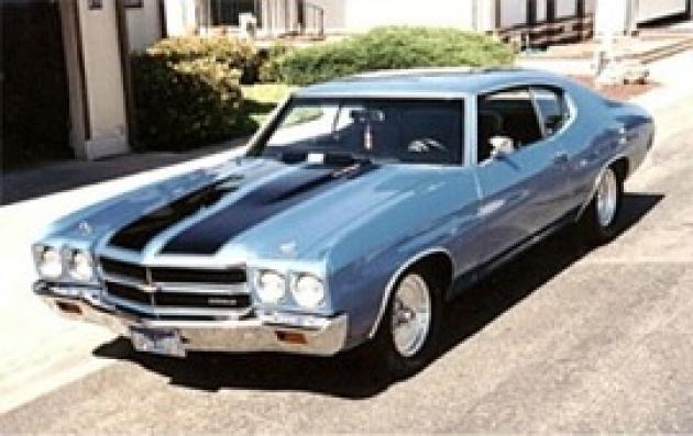 '70 Chevy Malibu Chevelle; Chris Taylor ~ Oxnard, CA ...