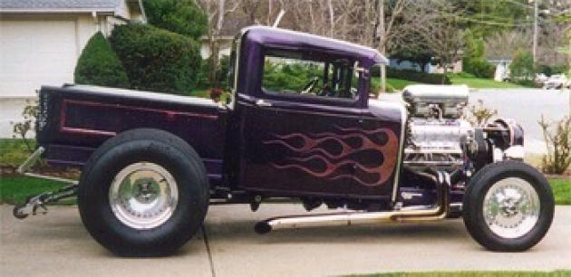 30 Ford Model A Pickup Amp 38 Willys Mick Coyne Walnut Creek Ca Hotrod Hotline