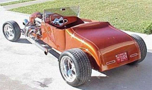 1927 Ford Roadster Owned By Carlos Tejera Lakeland Fl
