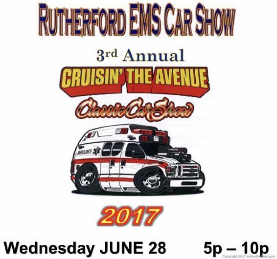 Car Show Rutherford Nj