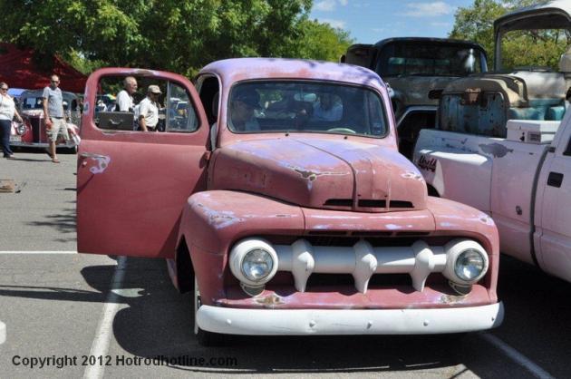 Sacramento Classic Cars Parts Swap Meet
