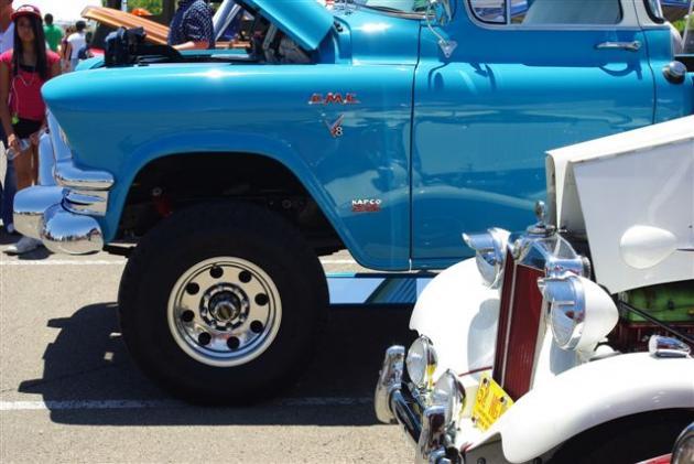 Sagebrush Church Fathers Day Car Show