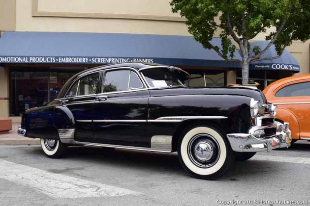 Salinas PAL Rd Annual Classic Car Show Hotrod Hotline - Salinas car show