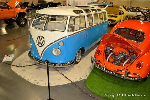 Salt Lake Autorama Car Show