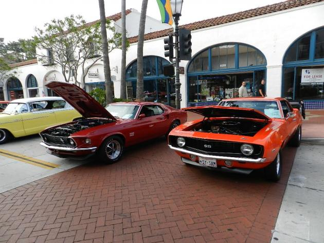 Santa Barbara Classic Car Sunday