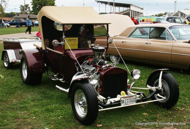 Shawano Flea Market Car Show