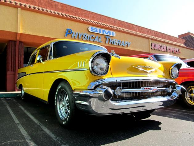 Car Show In Simi Valley June