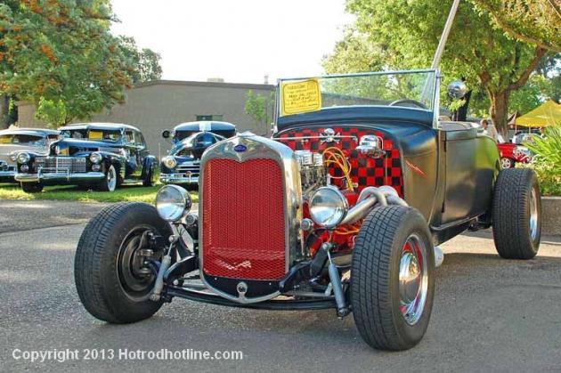 Stockton Swap Meet Car Show