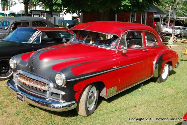 Car Club Inc: Symco Hot Rod & Kustom Weekender