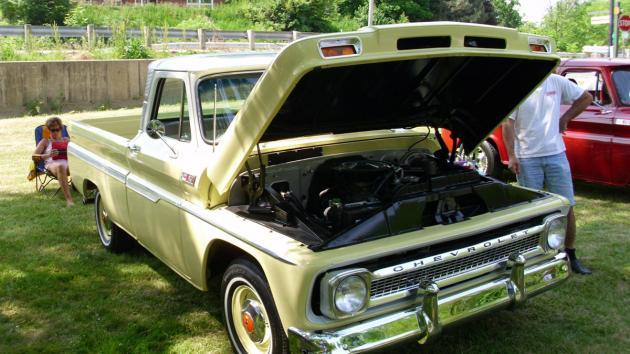 Car Show Grand Rapids Ohio