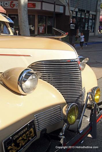 Uptown Whittier Car Show | Hotrod Hotline