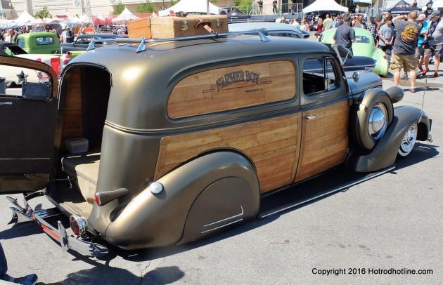 Viva Las Vegas Rockabilly Car Show