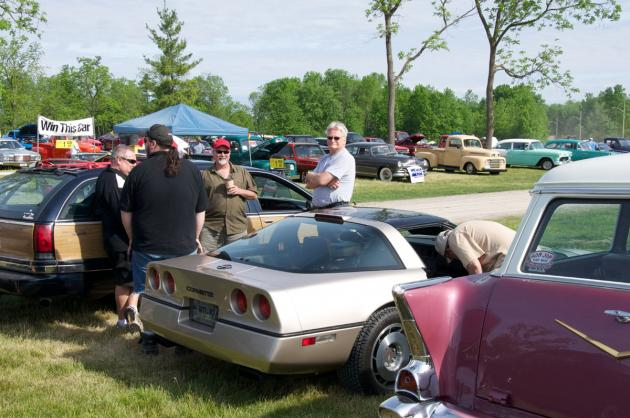 car show swap meet ontario