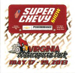 2013 Super Chevy Show – Virginia Motorsports Park0