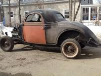 Dale Watsons 36 Coupe Barn Find