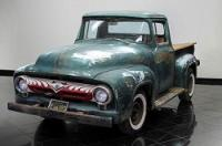 Roth's custom 1956 Ford F-100 Pickup