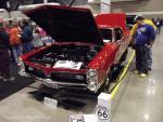 52nd Annual O'Reilly Auto Parts World of Wheels. Kansas City0