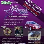 DARRYL STARBIRD'S 57th Annual ROD & CUSTOM SHOW - UPSTAIRS19