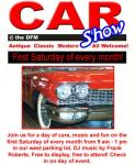 Daytona Florida Flea and Farmers Market Monthly Car Show0
