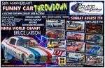 Island Dragway Funny Car Throwdown and Car Show1