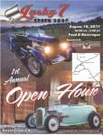 Lucky 7 Speed Shop Open House 0