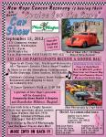 "New Hope Cancer Recovery 6th Annual ""Cruise for the Cure"" Car Show0"