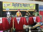 10th Anniversary ARTIE'S PARTY & Pinstripes Jamboree1