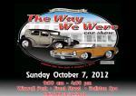 10th Annual Way We Were Car Show0