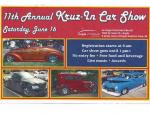 11th Annual Kruz-In Car Show0