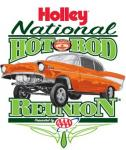 11th Annual National Hot Rod Reunion - Hot Rods, Street Rods and More0