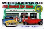 11th Annual Smithfield Ruritan Car Show - October 13, 2012 0