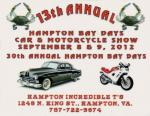 13th Annual Hampton Bay Days Car & Motorcycle Show0